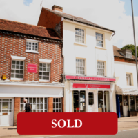 FOR SALE FREEHOLD - TOWN CENTRE INVESTMENT PROPERTY