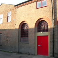 INDIVIDUAL OFFICE/STUDIO/BUSINESS UNIT 1000S.F (92S.M) APPROX