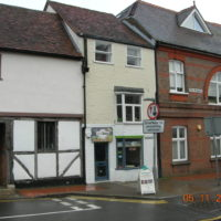 PROMINENT TOWN CENTRE PERIOD GROUND FLOOR SHOP 320 SF ( 29 SM ) APPROXIMATELY