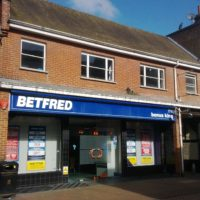 DOUBLE FRONTED RETAIL UNIT ON HIGH STREET